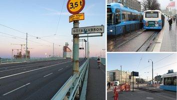Tre stora förändringar i kollektivtrafiken
