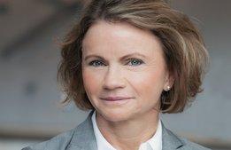 Hon tar över som Svensk Turisms nya ordförande