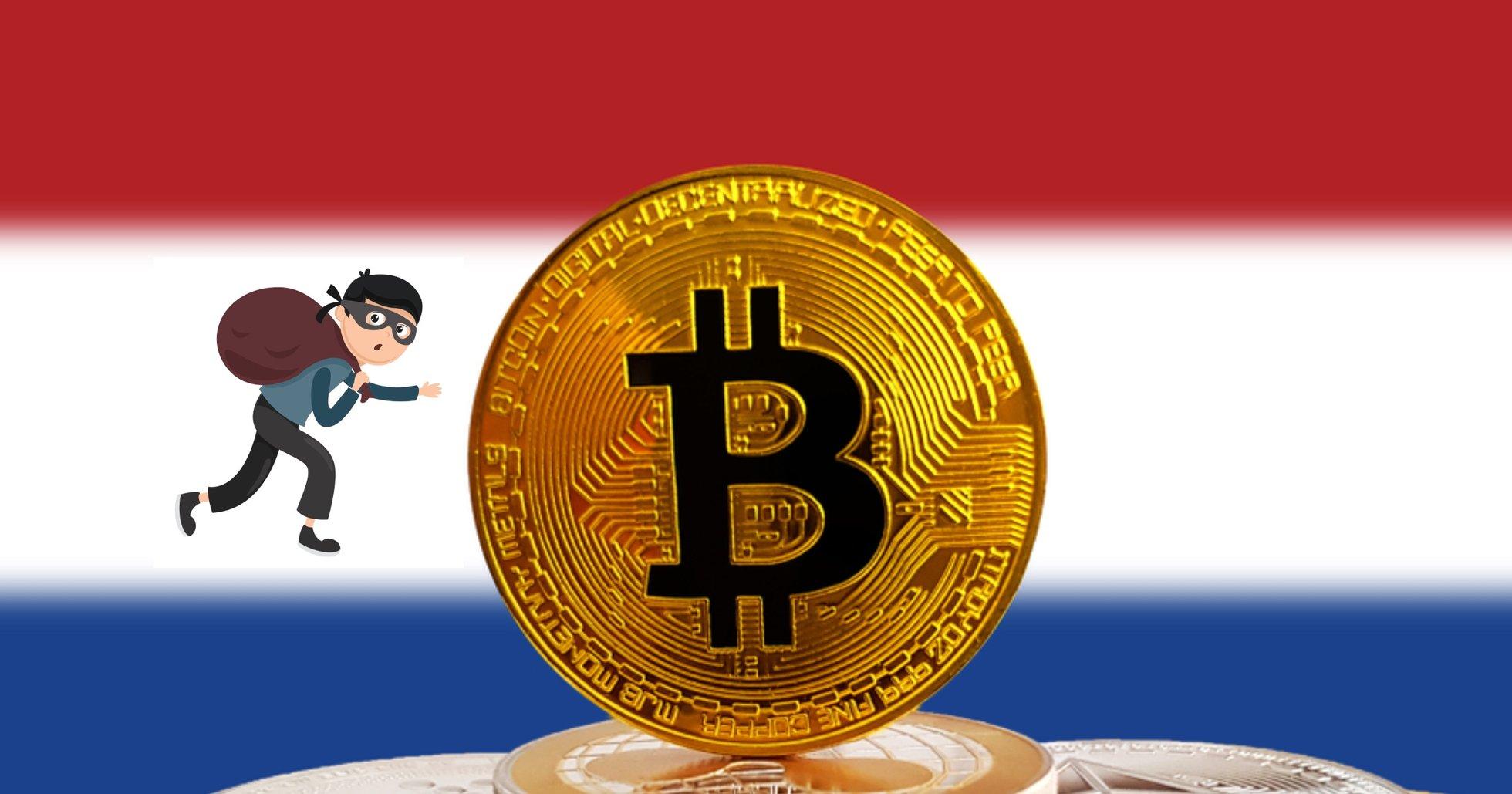 Nederländerna tar i med hårdhandskarna – skärper straffen för bitcoin-bedragare