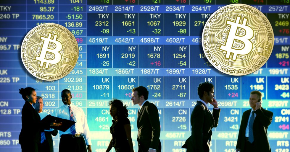 Det institutionella intresset för bitcoin går upp – ETP:er ökar med 93 procent