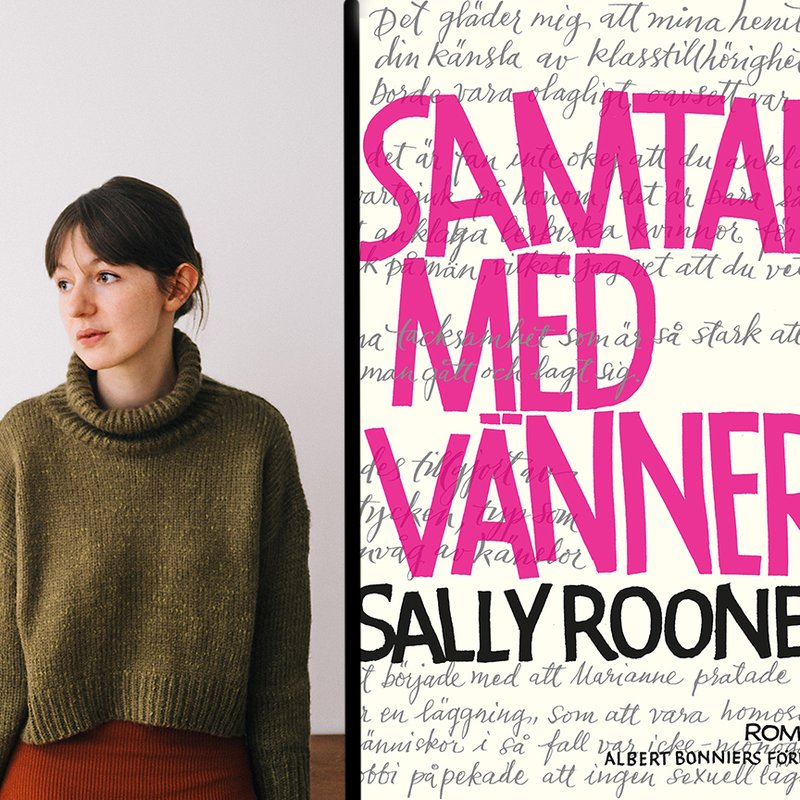 Succéförfattaren Sally Rooney om dagens Irland: