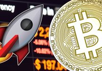 After stagnant markets – bitcoin rallies $1,500 in two hours