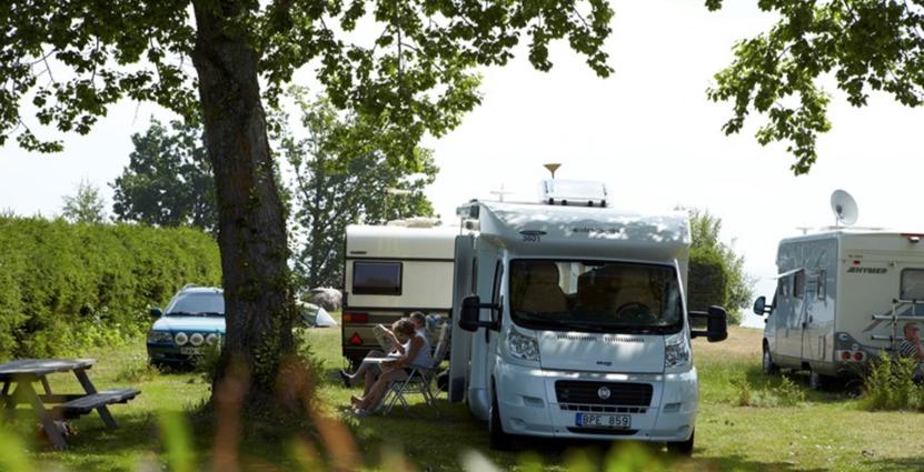 SCR förlorar 30 miljoner i intäkter om campingkortet tas bort. Foto: SCR