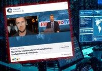 Linus Wahlgren drabbad av bedrägeriet Bitcoin Profit
