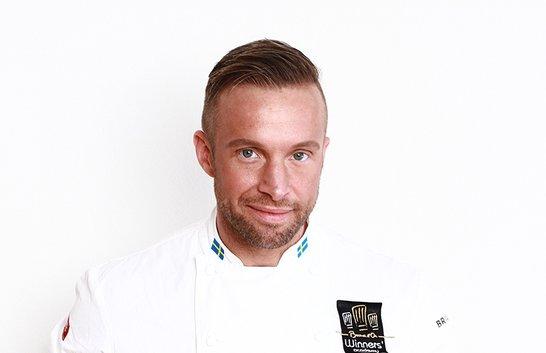 Jonas Lundgren basar över 500 kockar i Macao