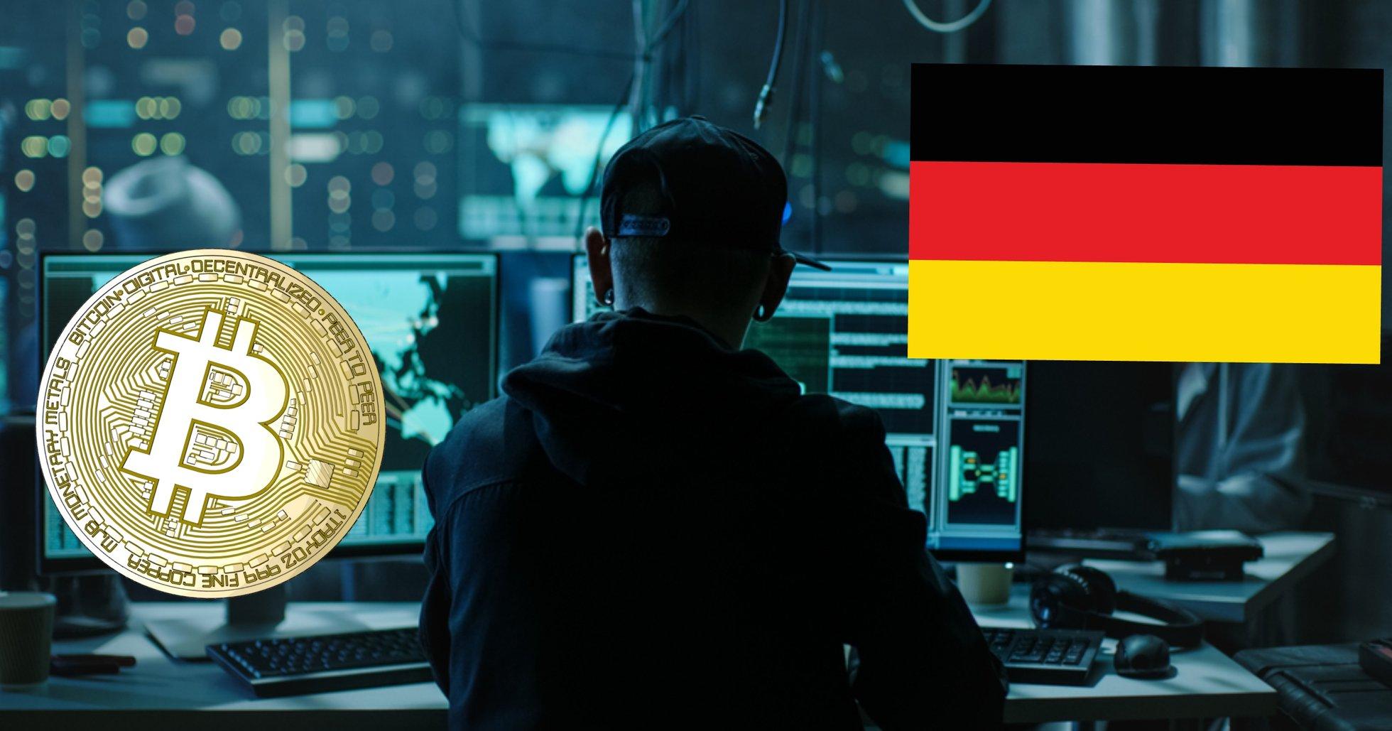 Tyska åklagare beslagtar 250 miljoner i kryptovalutor från två nätpirater