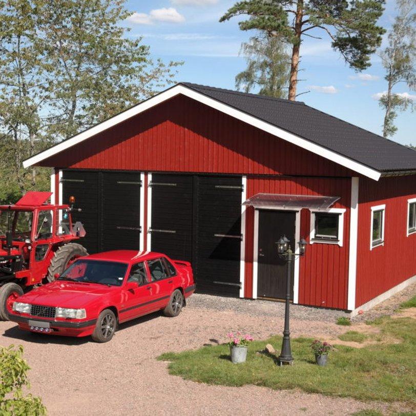 Traktor och Volvo