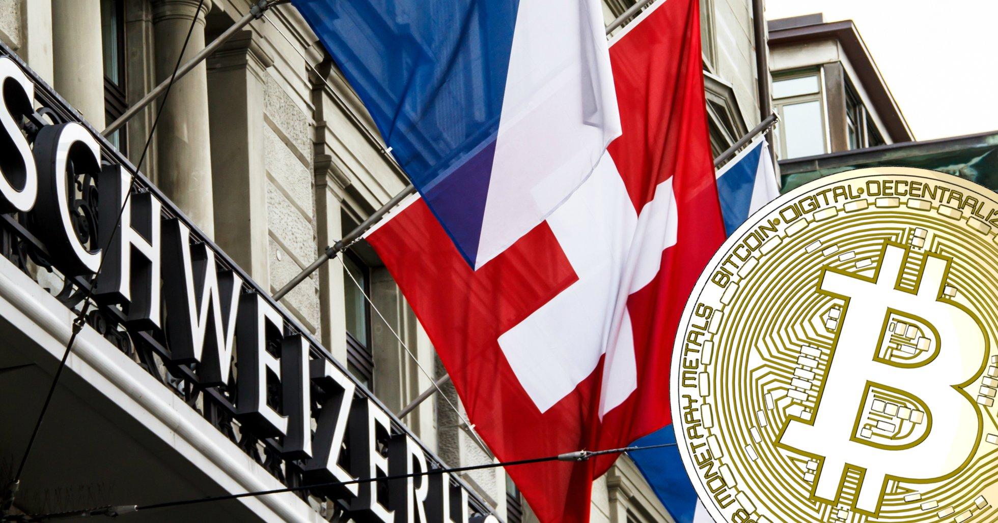 Schweizisk bank omfamnade kryptovalutor – fick 400 nya kunder direkt.