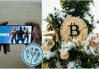 Ny rapport avslöjar: Ungdomar önskar sig kryptovalutor i julklapp