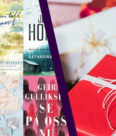 De 17 bästa julklappsböckerna att lägga under granen