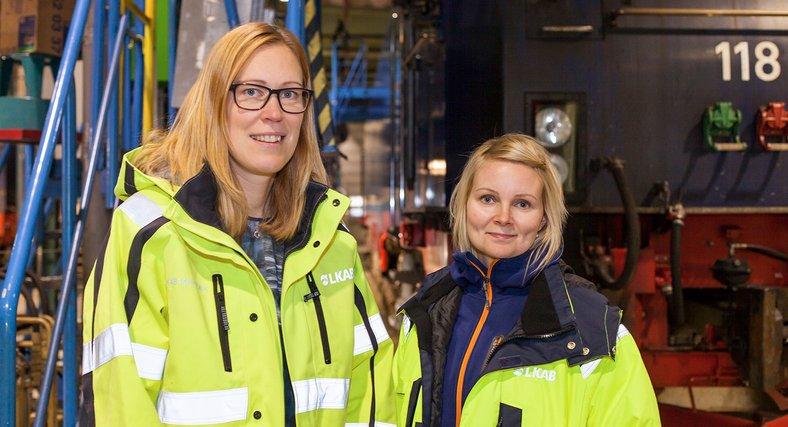 """""""LKAB är en ambitiös och välkomnande arbetsplats"""""""