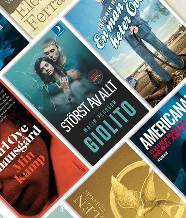 12 böcker som definierade 2010-talet