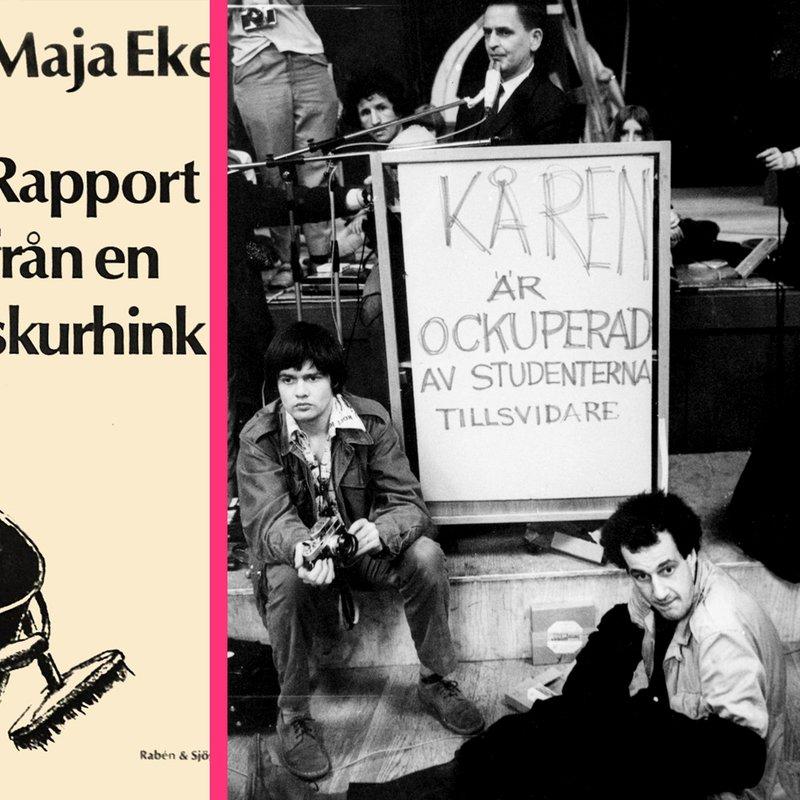 51 år sedan legendariska 1968 – men vad läste man, då?