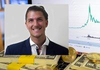 Dennis Sahlström: När bitcoinpriset når 10 000 dollar säljer jag 30 procent av min portfölj