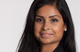 Bahars motivation fick en boost – och på köpet fick hon ett nytt nätverk
