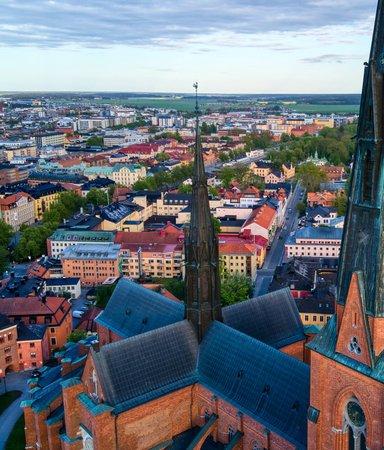 8 romaner som utspelar sig i Uppsala