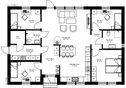Se planritning för Villa Svedje