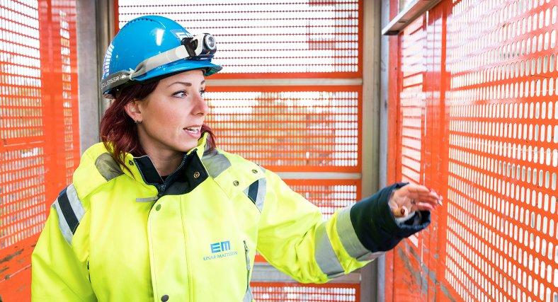 Fastighetskoncernen Einar Mattsson: Bygg din karriär — förvalta din framtid