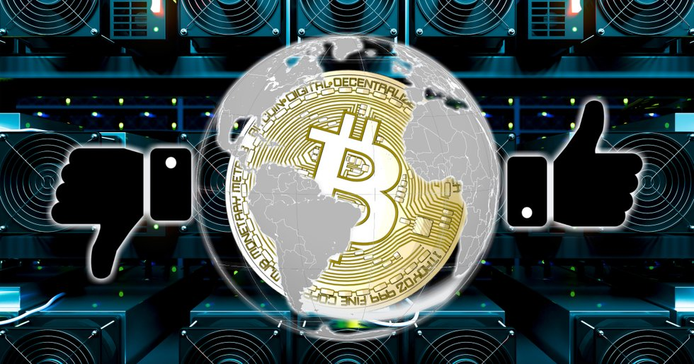 New study: Bitcoin can be what takes global warming over two degrees.