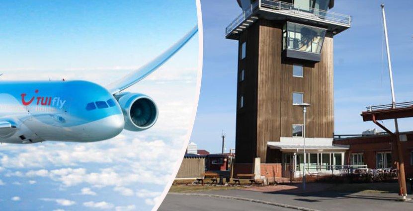Skellefteå Airport vill bli landets modernaste regionala flygplats. Foto: Skellefteå Airport