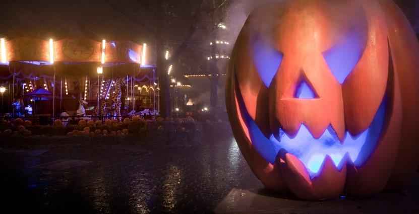 Ingen Halloween på Gröna Lund eller i någon anna nöjespark i år. Foto: Gröna Lund