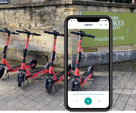 Voi launches first pilot with Captur to improve accessibility and mobility, creating safer streets for all