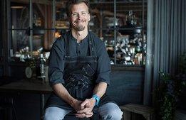 Paul Svensson kan ha världens bästa museirestaurang