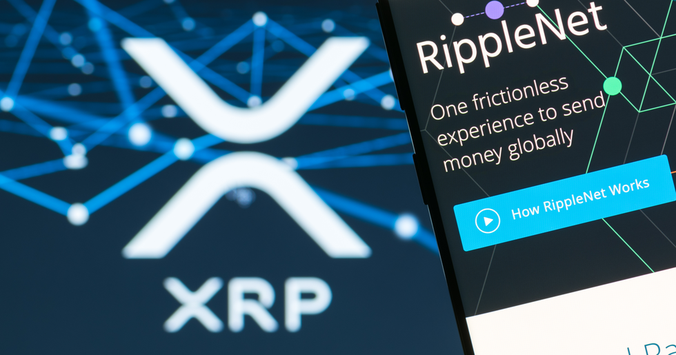 Mixed numbers in the crypto markets – xrp increases the most.