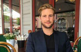 I huvudet på landets yngsta hotellägare
