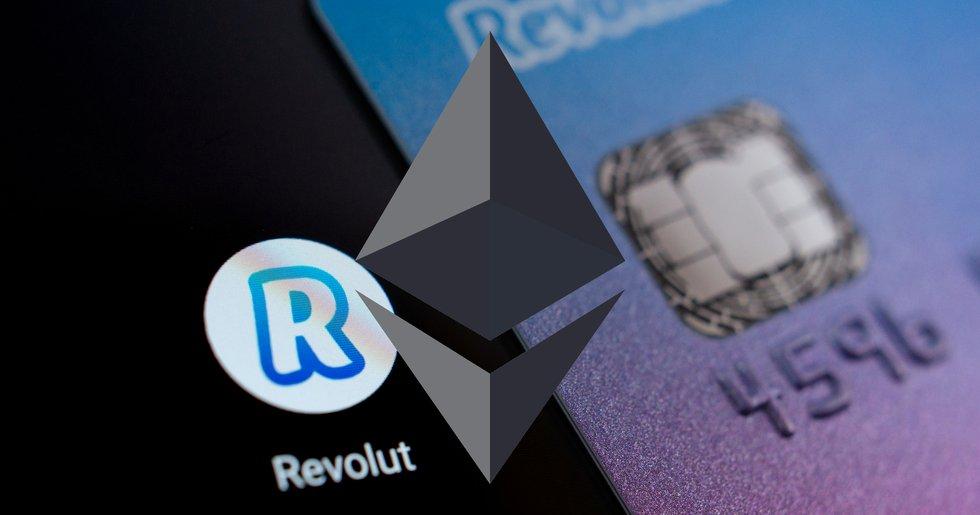Antalet svenskar som köper ethereum hos Revolut har ökat med 36 procent.