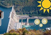 Ny studie visar: 77 procent av all bitcoinmining sker med förnyelsebar energi