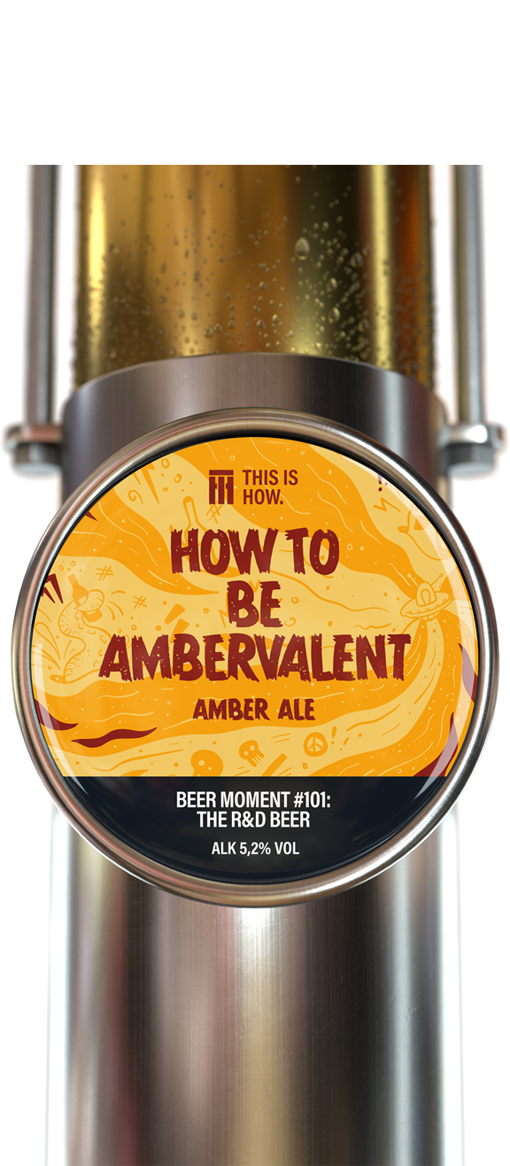 How to be ambervalent
