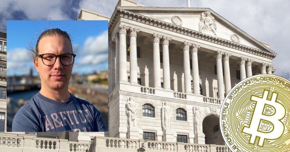 Martin Byström: Digitala valutor är centralbankernas sista dödsryck.