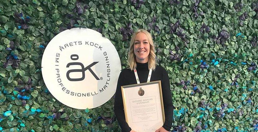 Emma Shields har jobbat med en rad namnkunniga kockar<br />  på hajpade restauranger som Flickan, Oaxen och Volt. Foto: Pressbild