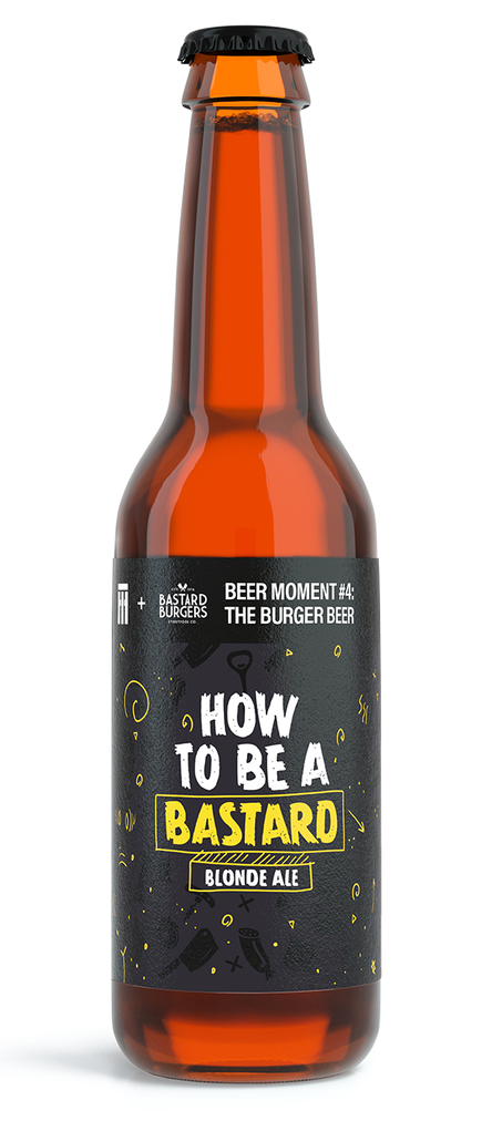 The burger beer