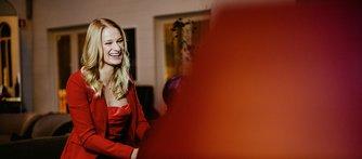 """Anna Svahn: """"Jag kallar mig corporate hippie"""""""