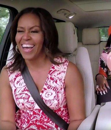 5 oförglömliga ögonblick med Michelle Obama