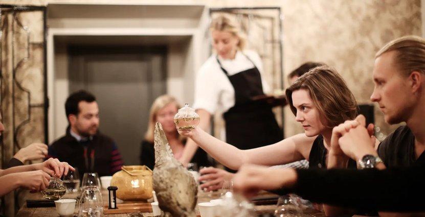 Inom ramen för  Culinary Academy of Sweden ska Visit Sweden och Swedish Lapland Visitors Board locka utländska turister till Norrbotten med hjälp av matupplevelser. Foto: Tina Stafrén