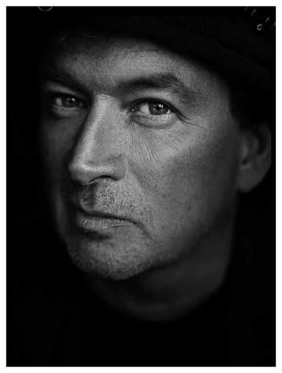 Kjell Westö. Foto:Thron Ullberg