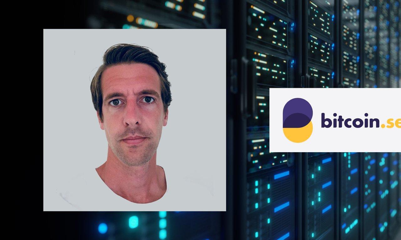 Bitcoin.se säljs till svenska kryptoväxlaren Safello.