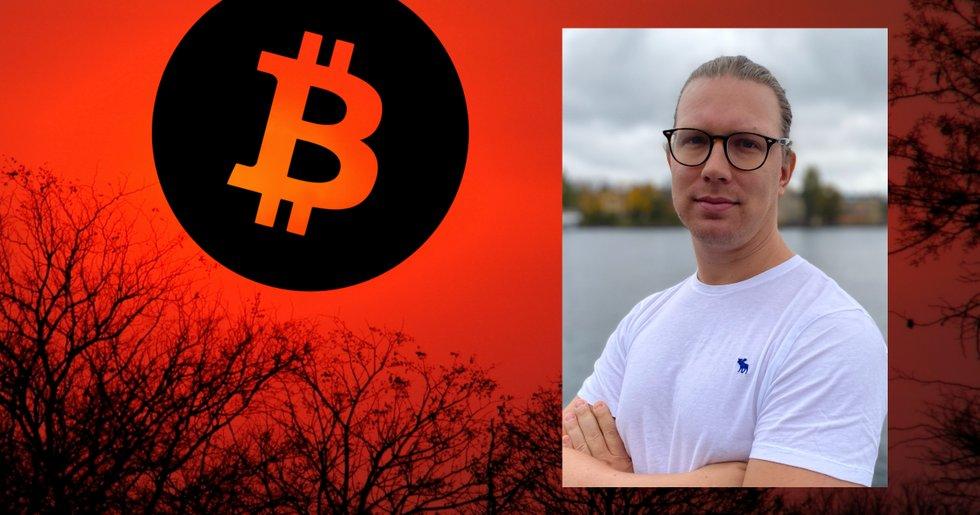 Martin Byström: Välkommen till bitcoin – kraftiga prisrörelser är inget skäl till panik.