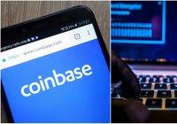 Kryptodygnet: Coinbase stoppar transaktioner efter misstänkt hackerattack och marknaderna går ner