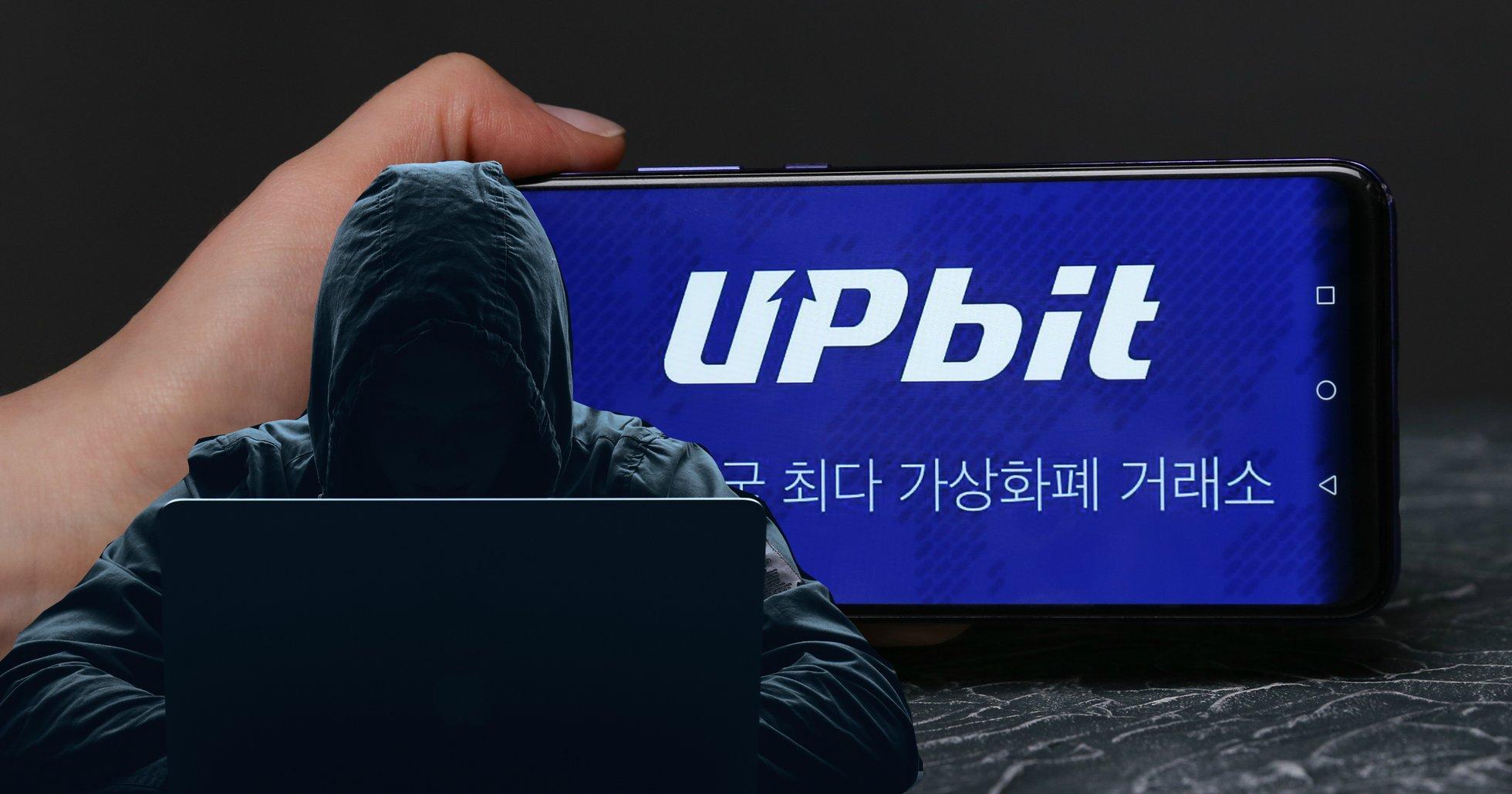 Kryptobörsen Upbit bekräftar stöld på 465 miljoner i ether – bitcoinpriset faller.