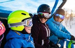 Skidorterna mot nya toppnivåer under sportlovet