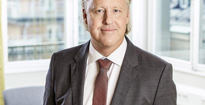 Visitas f d branschekonom Björn Arnek på nya äventyr.  Foto: Visita