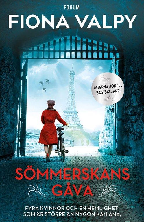 C'est merveilleux! 10 underbara böcker som utspelar sig i Paris