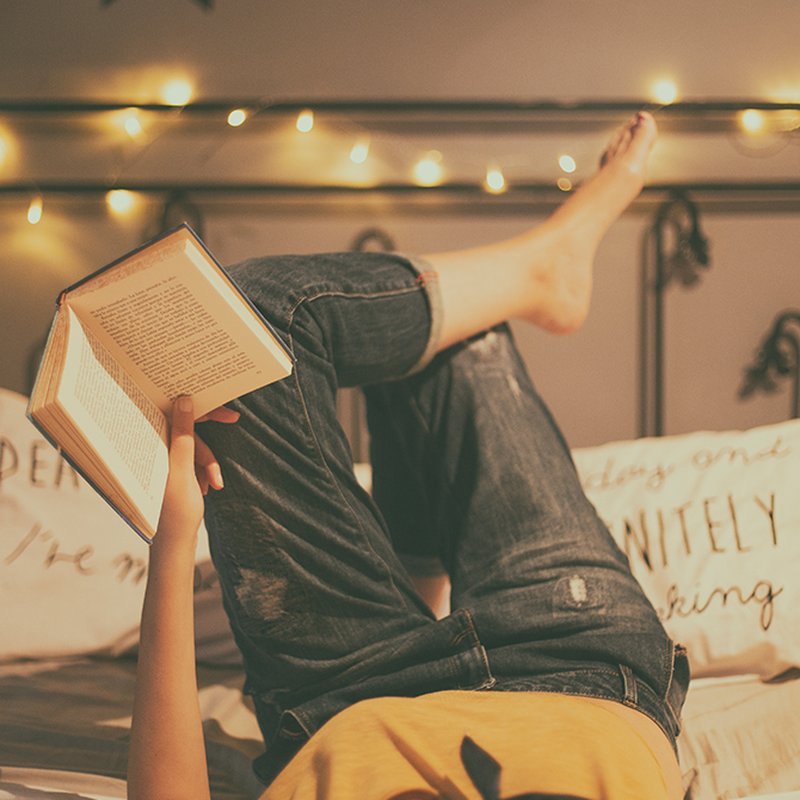 30 böcker alla borde läsa innan 30