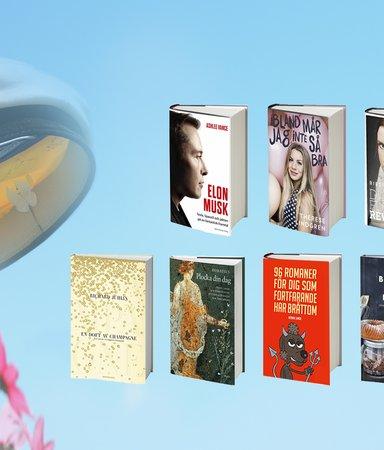 9 böcker att ge till studenten