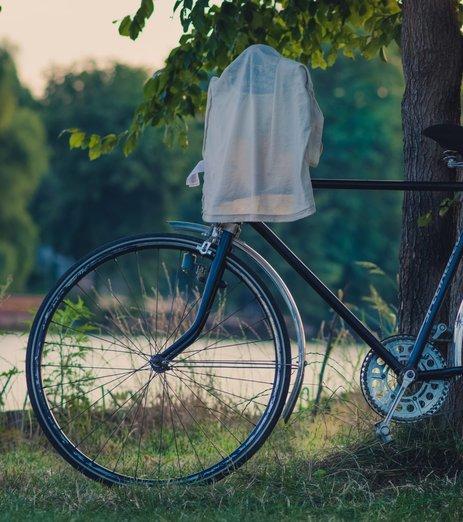 Rosendal som område utvecklas för cyklister och fotgängare