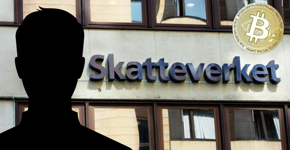 Svensk man misstänks ha struntat i att deklarera miljonvinster från bitcoinhandel
